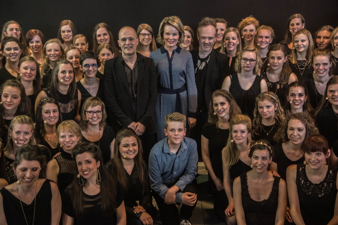 Scala & Kolacny Brothers and Queen Mathilde